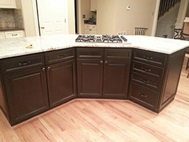 After Fairfax Kitchen Cabinets Countertops