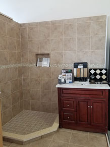 bathroom tile options